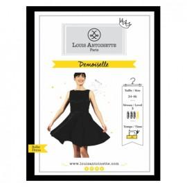 """""""La robe demoiselle"""" sewing pattern"""