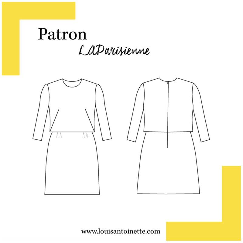 Robe La parisienne\