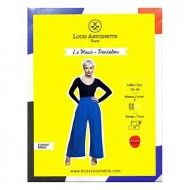 Patron Femme Louis Antoinette Le Haut pantalon
