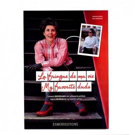"""Livre """"La fringue de ma vie - Comment reproduire mes vêtements préférés"""""""