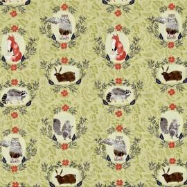 Fabric Dear Stella Beyond the brush- fern x 22cm