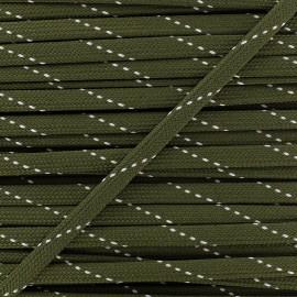 Eder Flat Cord - green x 1m