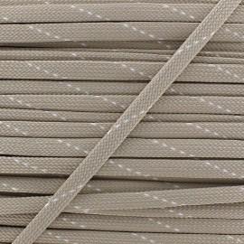 Eder Flat Cord - beige x 1m
