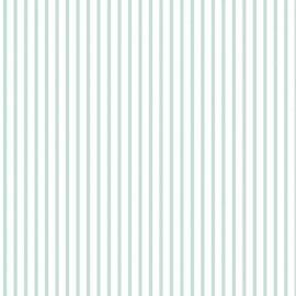 Tissu Wonderland Stripe Bleu  x 10 cm