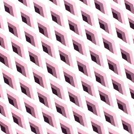 Satin Fabric Royal micro satin by Penelope® - pink x 10cm