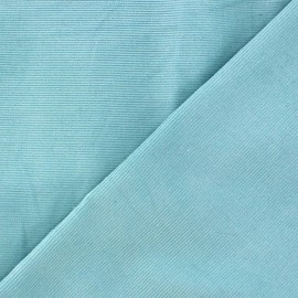 Melda Milleraies velvet fabric - light blue 200gr/ml x10cm