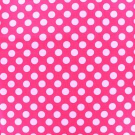 Tissu Ta Dot - confection x 10cm