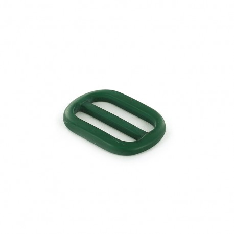 buckle polyester effet nacre - green