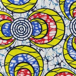 Tissu Wax - Sekou x 10cm