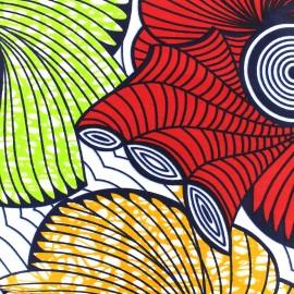 Tissu Wax - Nakuru x 10cm