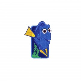 iron on patch Brodé Le monde de Dory - Miss Dory