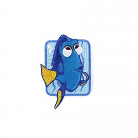 iron on patch Brodé Le monde de Dory - Dory & Bubbles