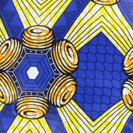 Tissu Wax - Moundou x 10cm