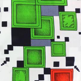 Tissu Wax - Melfi x 10cm