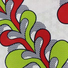 Tissu Wax - Bambesa x 10cm