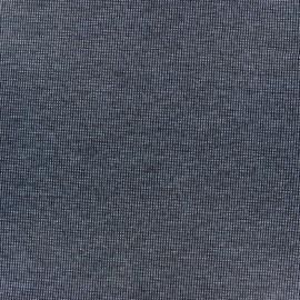 Tissu Jersey épais Céleste - bleu x 10cm