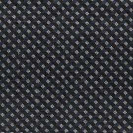 Tissu Jersey épais Cub - bleu x 10cm