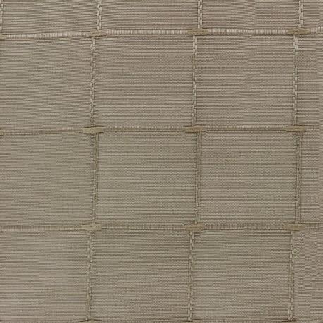 tissu jacquard grande largeur isis 280 cm lin. Black Bedroom Furniture Sets. Home Design Ideas