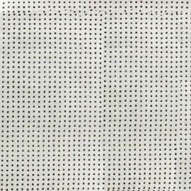 Tissu Suédine Ajourée Milky way - Sable x 10cm