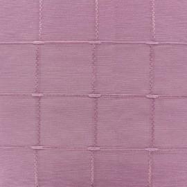 Jacquard fabric Isis (280 cm) - light pink x 11cm