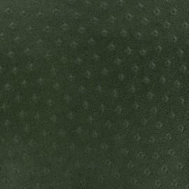 Tissu Suédine Motif 3D -  army x 10cm