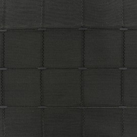 Jacquard fabric Isis (280 cm) - grey x 10cm