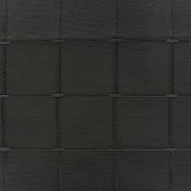 Tissu jacquard Isis (280 cm) - gris x 10cm