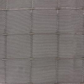 Tissu jacquard Isis (280 cm) - gris souris x 10cm