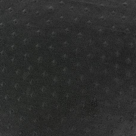 Tissus pas cher tissu su dine motif 3d noir - Tissu suedine pas cher ...