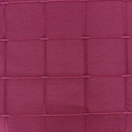 Tissu jacquard Isis (280 cm) - rose shoching