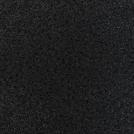 Simili cuir Caviar - noir x 10cm