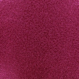 Imitation leather Caviar - fuchsia x 10cm