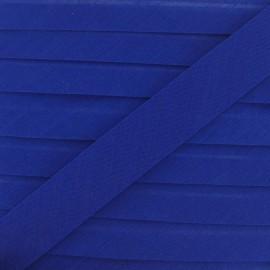 Biais Tout Textile bleu navy 20 mm