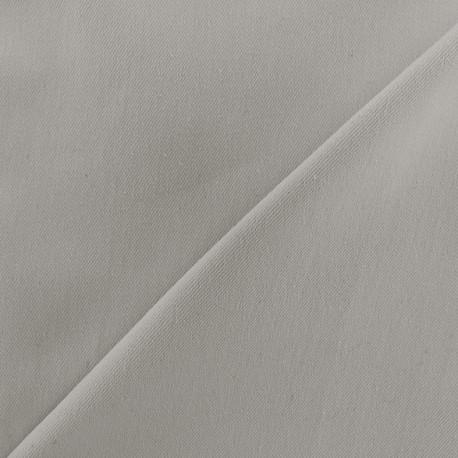 Tissu jeans 400gr/ml - gris beige