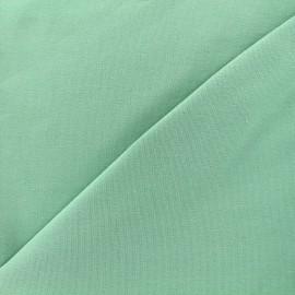 Tissu jogging jersey léger - vert d'eau x 10cm