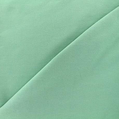 Light jogging Jersey Fabric - seagreen x 10cm