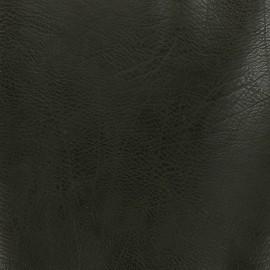 Imitation leather frappé vintage - khaki x 10cm