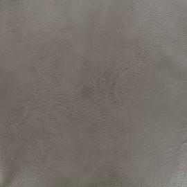 Simili cuir frappé vintage - gris x 10cm