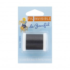 fil invisible Lebaufil fumé - 100 m