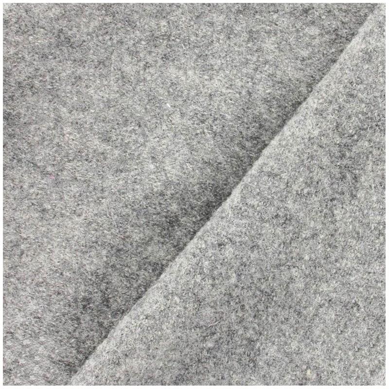 42802341c4a Laine bouillie - gris clair chiné x 10cm - Ma Petite Mercerie