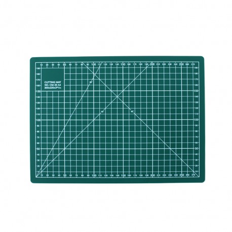 Cutting mat - green