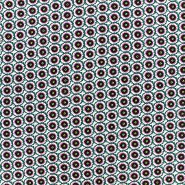 ♥ Coupon 30 cm X 136 cm ♥ Liberty fabric Solar C