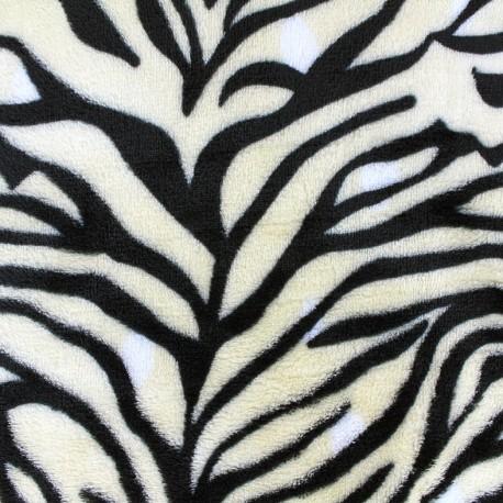 Baby's Security Blanket Savane - zebra ecru x 10cm