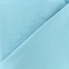 Tissu déperlant souple - azur x 10cm
