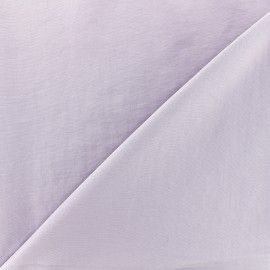 Smooth Water-repellent Softshell fabric - lilac x 10cm