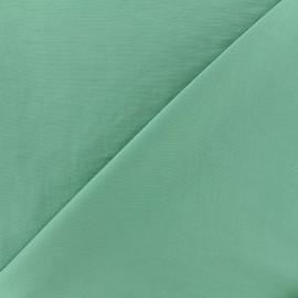 Tissu déperlant souple - vert sauge x 10cm