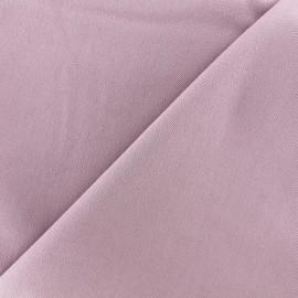 ♥ Coupon 40 cm X 150 cm ♥ Tissu jeans 400gr/ml - parme