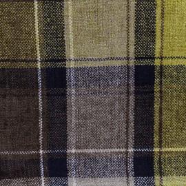 Tissu Velours Glasgow - sauge x 10cm en cours