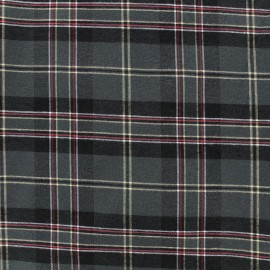 Tissu coton Edgar - gris x 10cm
