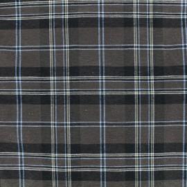 Tissu coton Edgar - ardoise x 10cm